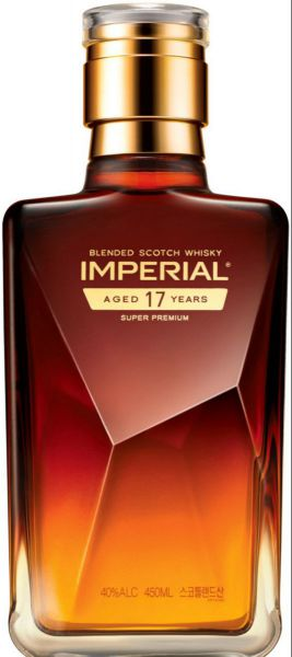 Blended Scotch Whisky Imperial 17 Years Super Premium