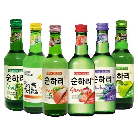 Tác dụng không ngờ của rượu Soju Hàn Quốc