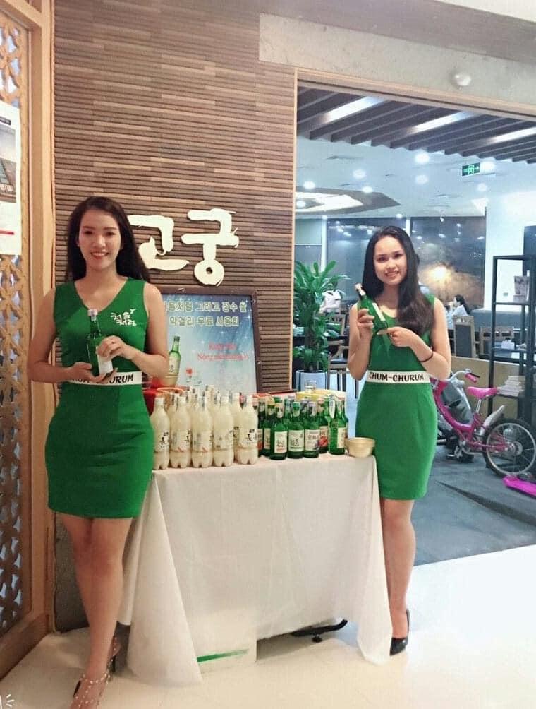 Tuyển dụng nhân viên PG tại Hà Nội
