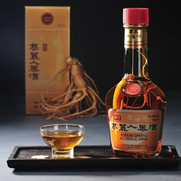 Rượu Nhân Sâm Hàn Quốc Món Quà Quý Từ Thiên Nhiên