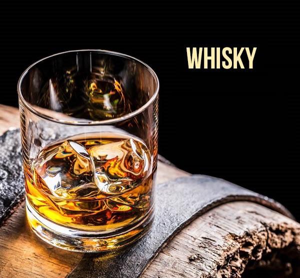Top 8 các loại rượu thuộc dòng whisky đình đám nhất Hàn Quốc
