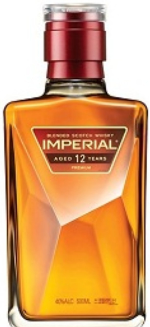 Whisky Imperial  Aged 21 Years Ultra Super Premium