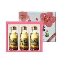 Set Quà Tặng Rượu Mơ Vảy Vàng Seol Joong Mae Gold
